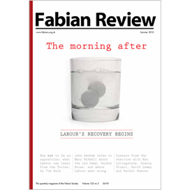 FabianReview2010Summercover