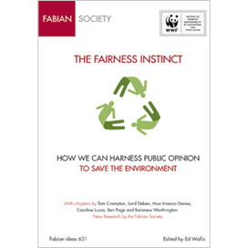The Fairness Instinct cover