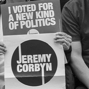voted Corbyn 300