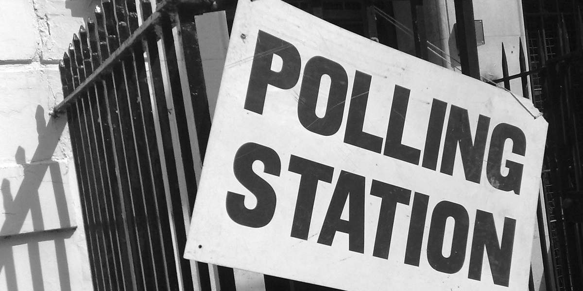 polling station 1200