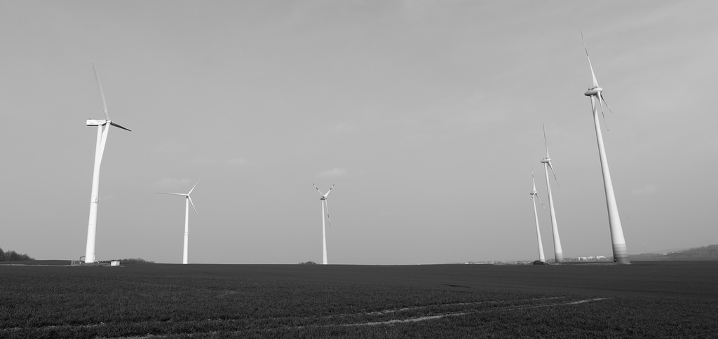 Windmills in Germany