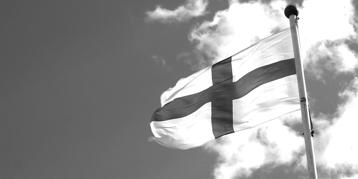 St Georges Cross flag image