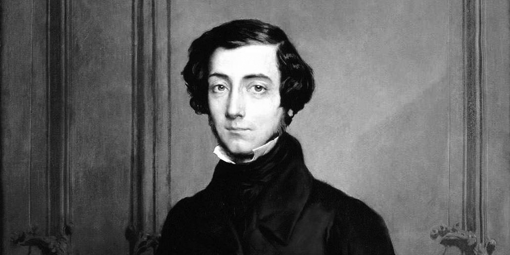 alexis de tocqueville essay One of the observations de tocqueville repeatedly makes in democracy in  america is that equality, especially democratic equality, tends to.