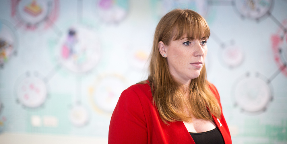 Angela Rayner visits Liverpool City College, UK  - 26 Sep 2016