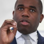 David Lammy launches crime report, London, Britain - 03 Mar 2015